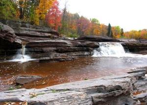 Bonanza-Falls
