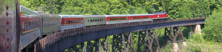 agawa train